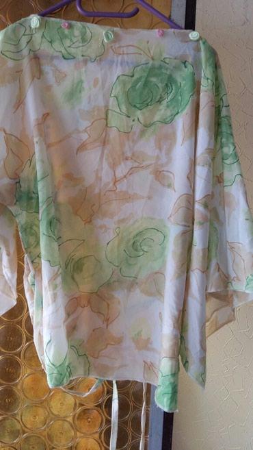 Košulja-bluza sa širokim leptir rukavima koji lepo padaju kada se - Petrovac na Mlavi