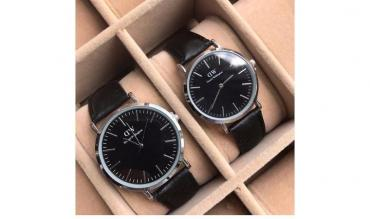 Наручные часы - Кок-Ой: Парные часы Daniel Wellington, Парные брендовые наборы Daniel