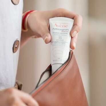 Avene Antirougeurs Redness-relief moisturizing protecting emulsion