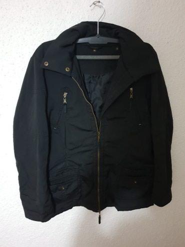 Musko-zenska crna jakna velicina XL - Loznica