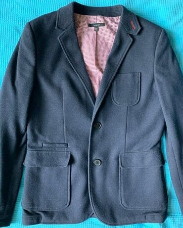 """8 мер в Кыргызстан: Пиджаки на мальчика :1) Пиджак «M&S"""" оригинал, на мальчика на"""