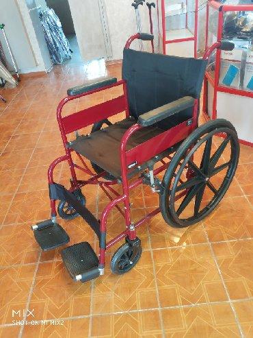 Детская-инвалидная-коляска - Кыргызстан: Инвалидное креслоинвалидная коляскамеханическаяОптом и в