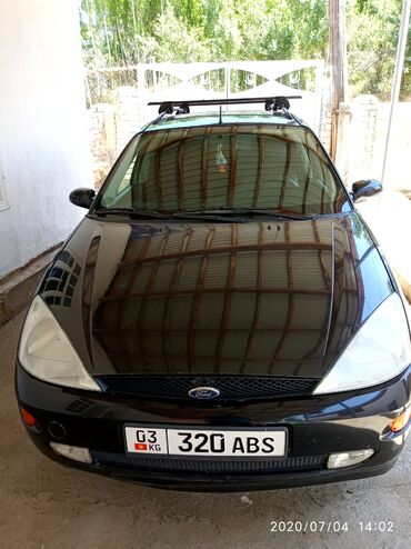 в Сулюкта: Ford Focus 1.6 л. 2001
