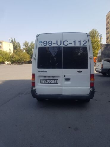 167 elan   NƏQLIYYAT: Ford Transit 3 2 l. 2001   339353 km