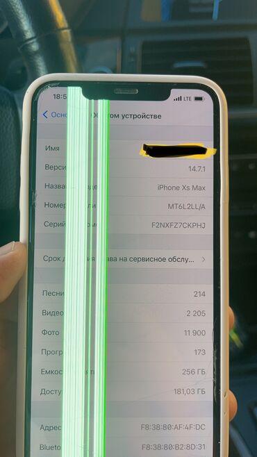 gold man бишкек in Кыргызстан   APPLE IPHONE: IPhone Xs Max   256 ГБ   Rose Gold Колдонулган   Face ID, Документтери менен