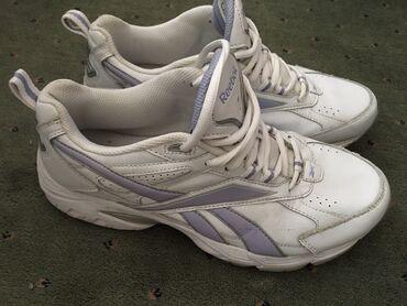 Ženska patike i atletske cipele | Beograd: AKCIJA!!! Reebok patike br 40 u odlicnom stanju