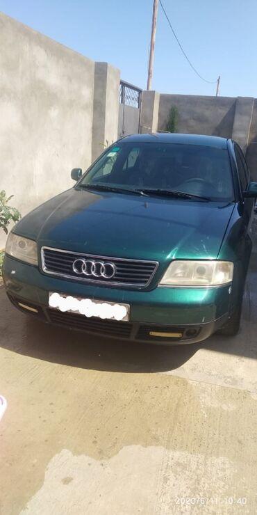 audi-a6-3-multitronic - Azərbaycan: Audi