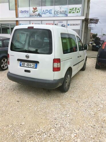 Volkswagen Caddy 1.9 l. 2007 | 250000 km