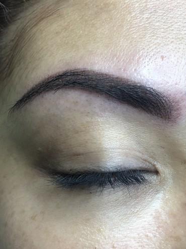 Модели на перманентный макияж в Бишкек