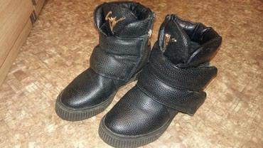 Теплые зимнее ботинки размер 38 бу в Бишкек - фото 2
