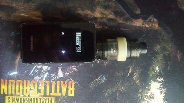 alcatel hero 2 в Кыргызстан: Продам срочно вэйп snowwolf 235W коробка все имеется понель сенсорна
