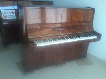 Gəncə şəhərində Belarus pianolar uc və iki pedall təzə ideal vəziyyətdə- şəkil 2