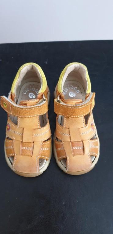 Dečije Cipele i Čizme - Arandjelovac: Ciciban decije cipelice za decake velicina 20 nekoliko puta obuvene