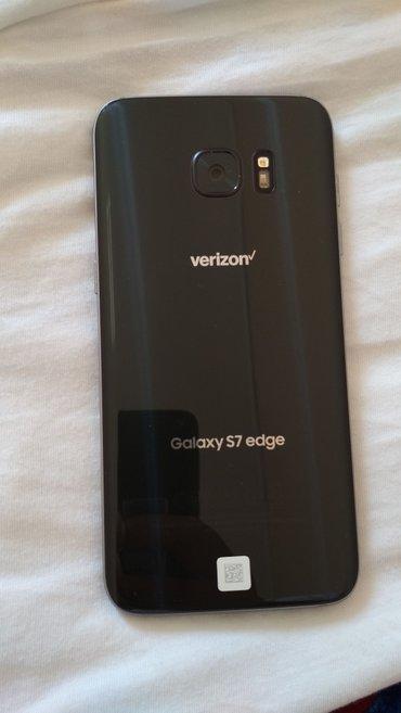 Samsung S7 Edge  американец в хорошем состоянии  в Бишкек