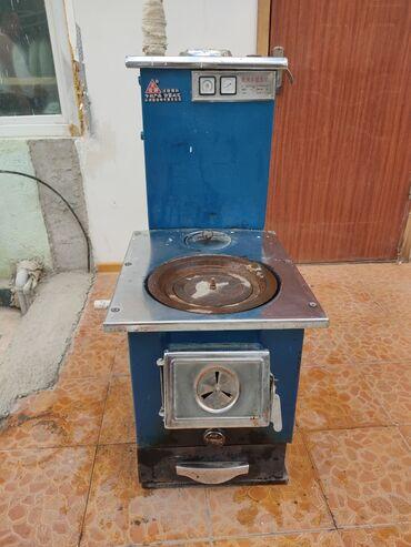 Отопительная печка на 100кв г.Ош