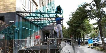 Сварочные работы.Металлоконструкция, в Бишкек