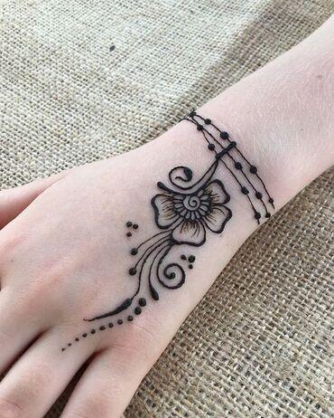 Временные татуировки | С выездом на дом