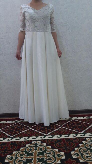 Продаю платье на кыз узатуу, одевала всего один раз. Производство Тур