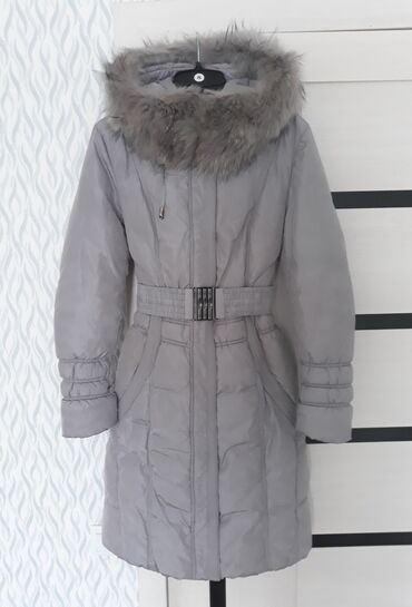 теплые платья для полных в Кыргызстан: Продам тёплую зимнюю куртку за символическую цену 777 сом. На счастье
