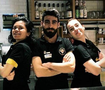 Отели, кафе, рестораны в Азербайджан: 4 il Türkiyede fealiyetde olmuşam 1 ay Montenegroda telim almişam lise