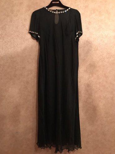 Bakı şəhərində Платье сшитое на заказ, в отличном состоянии, размер 42/44