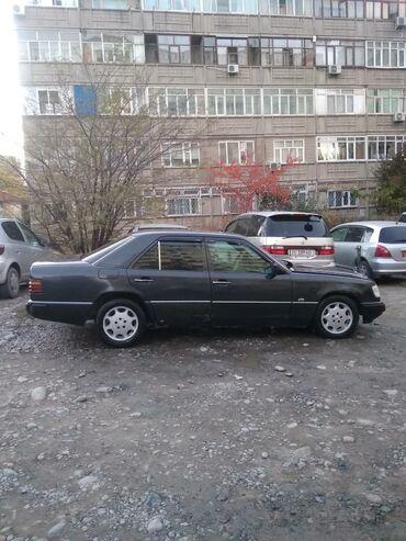 w124 бишкек in Кыргызстан | УНАА ТЕТИКТЕРИ: Mercedes-Benz W124 3 л. 1993