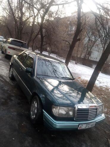 Кулиева жалап кыздар - Кыргызстан: Mercedes-Benz E 220 2.2 л. 1992 | 434388 км