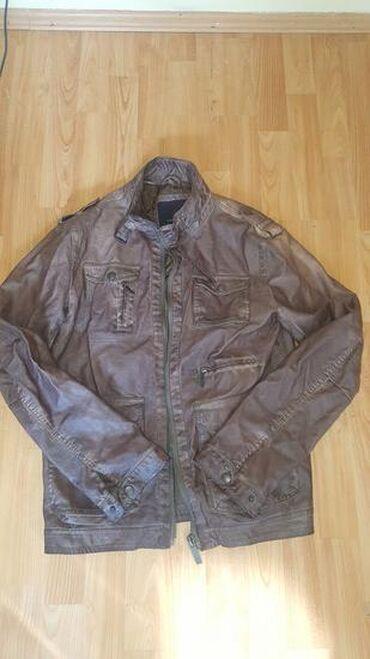 Kozne jakne - Srbija: Kvalitetna kao nova kupljena u Nemackoj VEL M/L kozna Zara