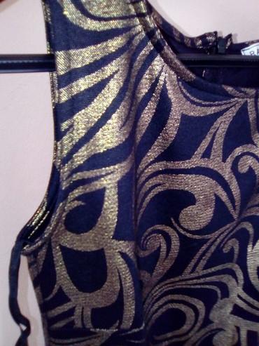 NOVO! Rainbow haljinica vrlo kvalitetnog cvrstog materijala, razvlaci