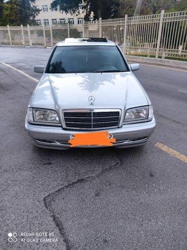 avtomobil satılır in Azərbaycan   MERCEDES-BENZ: Mercedes-Benz C 200 2 l. 1998   380000 km