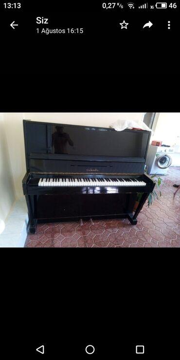 Musiqi alətləri - Lənkəran: Piyano satilir 270 manata real aliciya endirim olacag suvenir kimi
