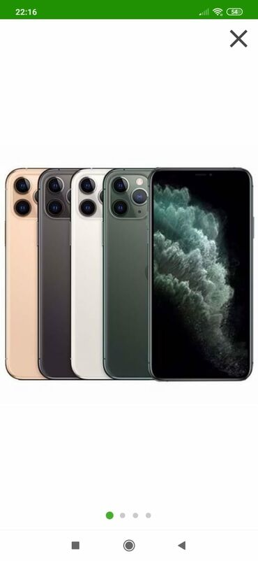 Apple Iphone - Bakı: Yeni IPhone 11 Pro