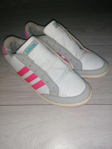 Dečije Cipele i Čizme | Stara Pazova: Adidas patike br 36.5 tu su i pertle samo nisu uvucene