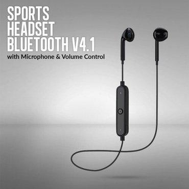 Bakı şəhərində Bluetooth sport qulaqliq. blutuz nausnik. musiqi ve zeng ucun.