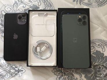 цена айфон 11 про макс in Кыргызстан   APPLE IPHONE: АЙФОН 11 про Макс 256гб привозной цена 75.000 сом