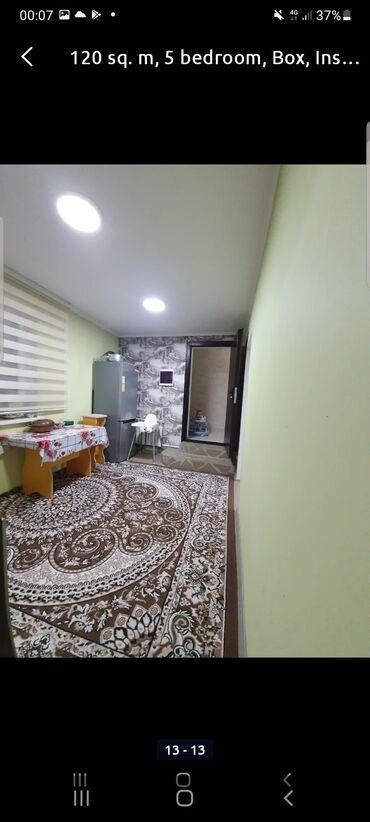 теплый пол электрический цена в бишкеке в Кыргызстан: 120 кв. м, 5 комнат, Гараж, Утепленный, Теплый пол