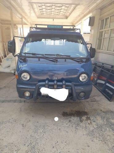 Транспорт - Кызыл-Кия: Срочна продаю портер 1 состаяние очень жакшы матор радной обмен жок