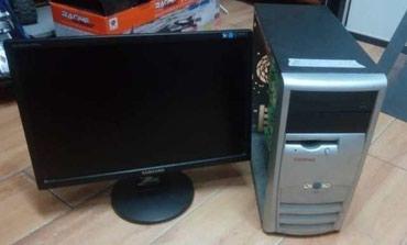 Процессор: Intel DualCore 2 ядра в Бишкек