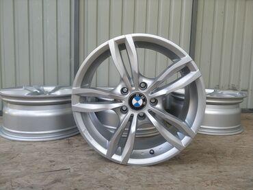 диски 17 бу в Кыргызстан: Диски BMW R17  Комплект дисков итальянской фирмы Mak Luft W Диаметр 17