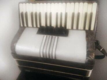 продажа квартир в бишкеке с фото в Кыргызстан: Продается советский аккордеон вместе с футляром в рабочем состоянии