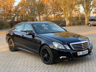 двигатель мерседес 124 2 3 бензин в Кыргызстан: Mercedes-Benz E 350 3.5 л. 2010