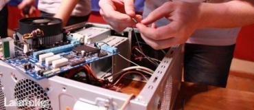 Ремонт компьютеров с выездом на дом в Бишкеке
