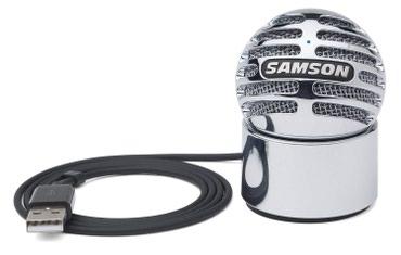 """Bakı şəhərində Mikrofon """"Samson Meteoride USB"""""""