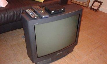 """Sony kv-μ2170d (crt 21"""") με αποκωδικοποιητή f&u σε Βόρεια & Ανατολικά Προάστια"""