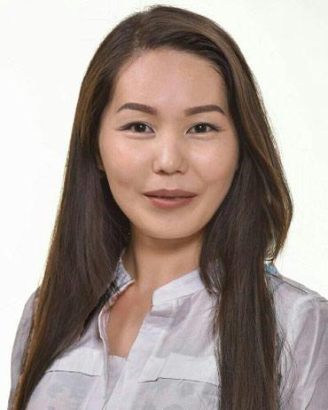 Ищу работу любую ( опыт в Бишкек
