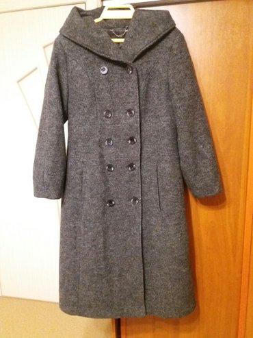 Новое пальто на синтепоне, размер 48-50 в Бишкек