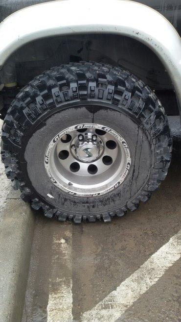r16 диски купить в Кыргызстан: Куплю диски GTWheel R15 R16 любой размер