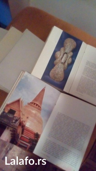 Komplet knjiga - Borca