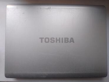 Ноутбук Toshiba.Подходит для учебы и для нетребовательных игр. Windows