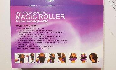 rolka timeout u Srbija: Magic roller uvijači za kosu  Fenomenalni